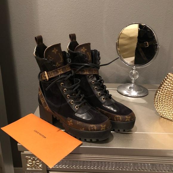 Louis Vuitton Desert Boots